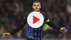 L'Inter scende in campo contro la Sampdoria in formazione
