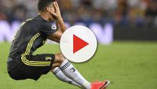 Champions League, cosa rischia Ronaldo: da una a tre giornate di squalifica