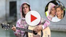 VÍDEO: Justin Bieber sorprendió a Hailey con una serenata en Londres