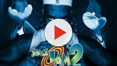Nba, LeBron James protagonista di Space Jam come Michael Jordan