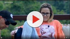 Ana Paula cria sua primeira polêmica em 'A Fazenda'