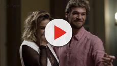 Luzia e Beto descobrem a verdade sobre Valentim