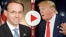 Rumor swirling that Deputy AG Rosenstein considered invoking 25th Amendment
