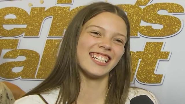 Courtney Hadwin of America's Got Talent is heading to Las Vegas