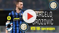 Serie A, Sampdoria-Inter 0-1: la decide Brozovic, le pagelle dei nerazzurri