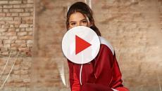 Bruna Marquezine aparece em vídeo cantando no chuveiro