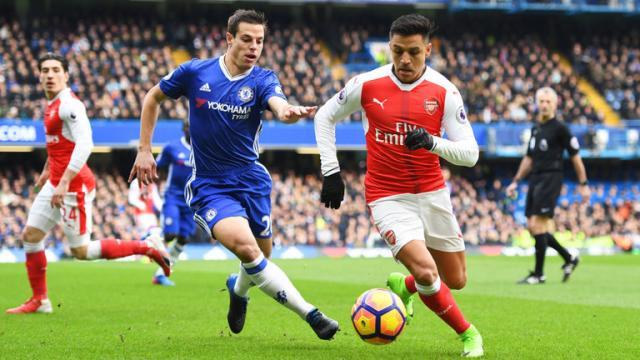 Premier League: Arsenal and Chelsea taste victories