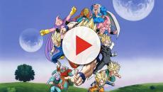 Dragon Ball vielleicht 2019 zurück - Goku auf Cover