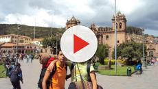 VÍDEO: Turistas prefieren admirar a través de sus móviles