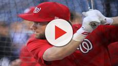 Bryce Harper is favored to land on the Chicago Cubs