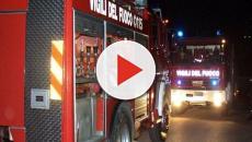 Carabiniere scatena un incendio bruciando i peluche della figlia