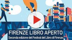 Firenze Libro Aperto, letteratura e musica da venerdì a domenica