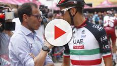 Ciclismo, Fabio Aru rinuncia a partecipare al Campionato del Mondo