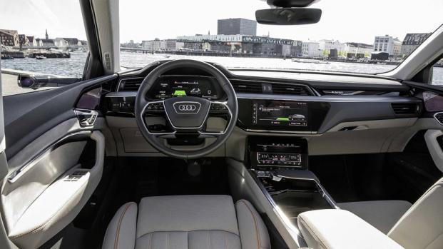 Audi e-tron, nasce la prima elettrica della casa tedesca