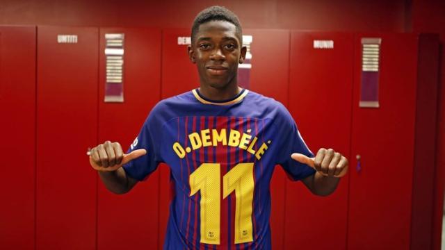 Un journal ibérique pense que Dembélé est un meilleur joueur que Neymar