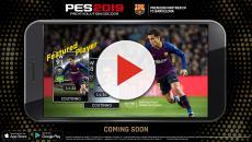 PES 2019 disponible sur mobile en décembre