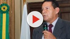 Ao lembrar veto à caravana de Lula, Mourão 'levanta o público' em RS