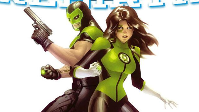Os Lanterna Verdes terráqueos da DC