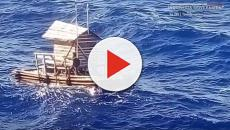 Indonesia: Teen drifts on the ocean for 49 days and survived