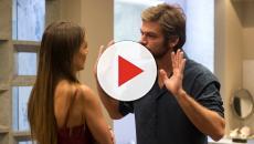 Beto fica furioso com Karola e quase a agride