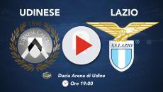 Diretta Udinese-Lazio in tv su Sky e in streaming su SkyGo e Now TV