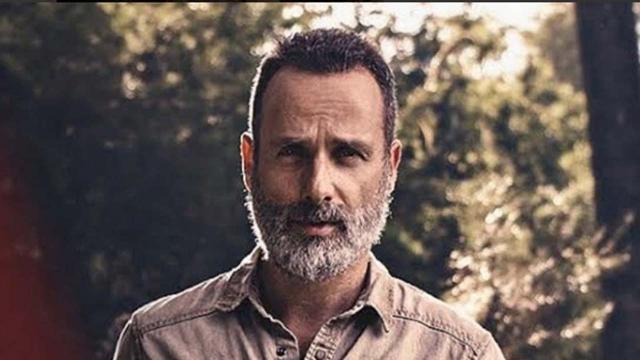 Andrew Lincoln of The Walking Dead may be directing one episode of season 10