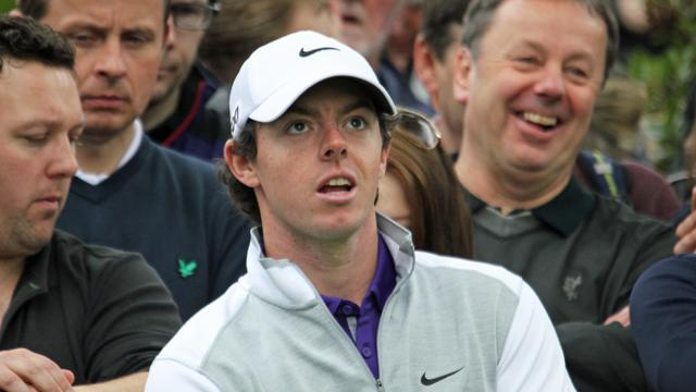 Rory McIlroy tells Team Europe not to focus on Tiger Woods for the Ryder Cup