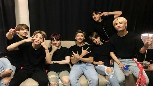 Bangtan Boys begin their US tour with a round of TV appearances