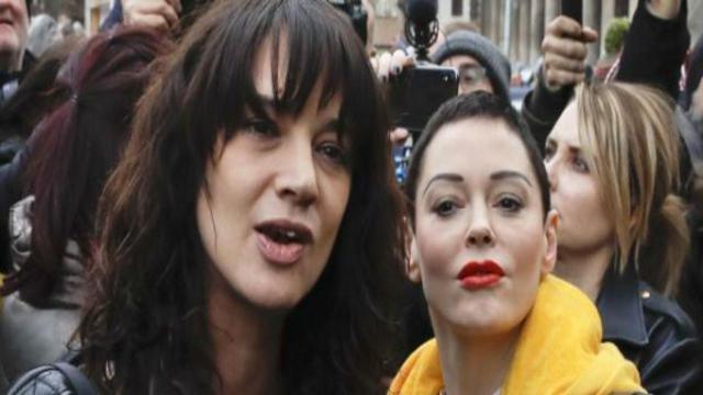 Asia Argento, l'ex amica Rose McGowan le chiede scusa