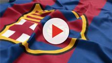 Los 5 cambios en el escudo del Barcelona para la temporada próxima
