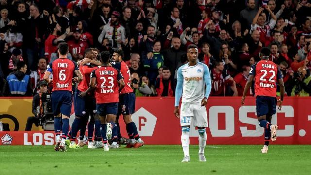 OM : Les 5 flops lors de la lourde défaite à Lille