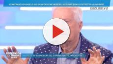 Gianfranco D'Angelo: 'Ho una pensione minima, 2000 euro al mese non mi bastano'