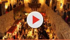 Castello di Limatola, mercatini di Natale: dal 9 novembre al 9 dicembre