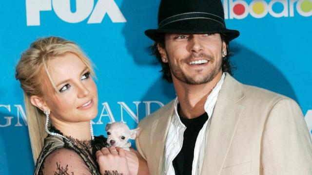 Britney Spears and Kevin Federline reach a child support agreement