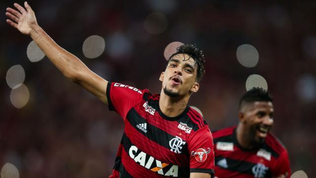Young Brazilian Lucas Paqueta being sought by top clubs in Europe