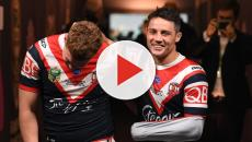 Cooper Cronk played the NRL Grand Final with a fractured shoulder blade