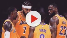Lakers Rondo said that LeBron is not who he thought he was