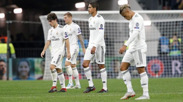 Real Madrid: les 5 flops cette saison