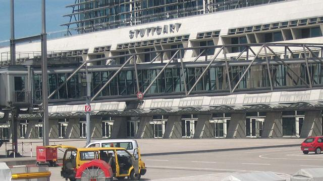 Five-year-old girl left behind at Stuttgart Airport by her family