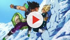 Dragon Ball Super: Broly muestra nuevo tráiler