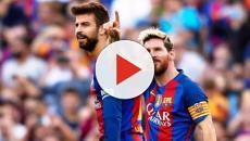 Eduardo Inda ha comentado que Piqué y Messi están enfrentados (Rumores)