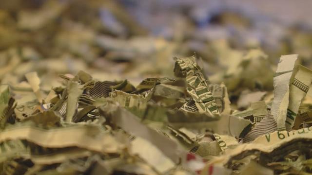 Toddler in Utah shreds more than $1,000 of his parents savings