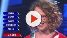 L'Eredità, la campionessa Jennifer Cambianica vince 22500 euro alla ghigliottina