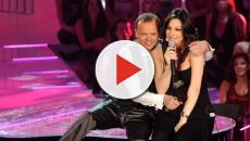 Gigi D'Alessio e Anna Tatangelo di nuovo insieme per cantare la loro canzone