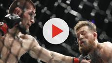 Nurmagomedov vence McGregor, mas perde a cabeça e parte para a briga