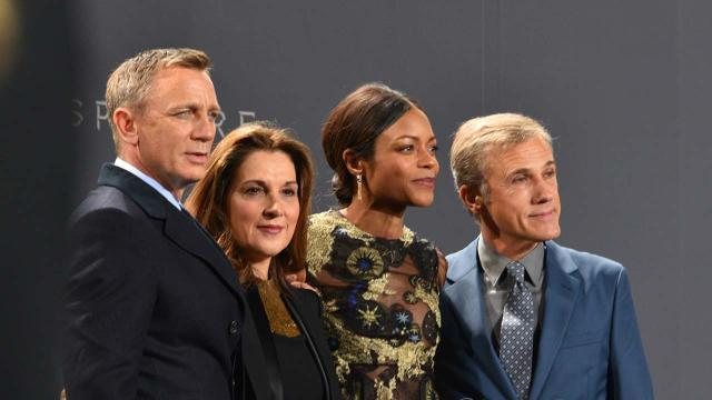 James Bond exec producer Barbara Broccoli says there will not be a female 007