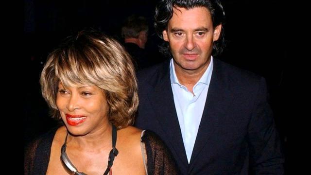 Tina Turner's husband gave her a kidney