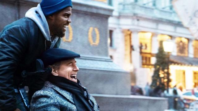 Bryan Cranston, Kevin Hart and Nicole Kidman star in The Upside