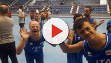 Italia del basket senza barriere, campione del mondo con la sindrome di Down