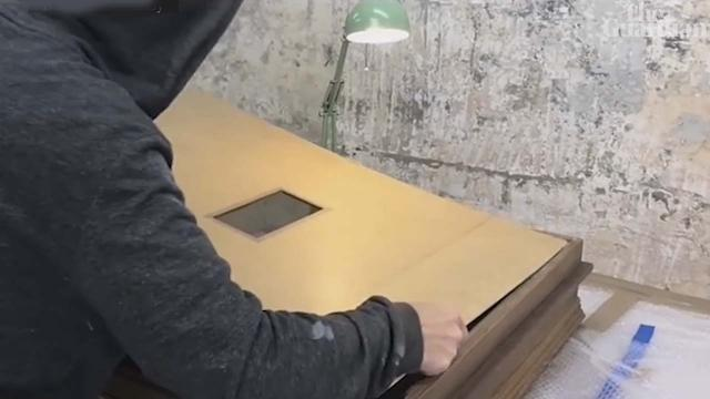 Banksy posts video showing how he installed shredder in Girl With Balloon